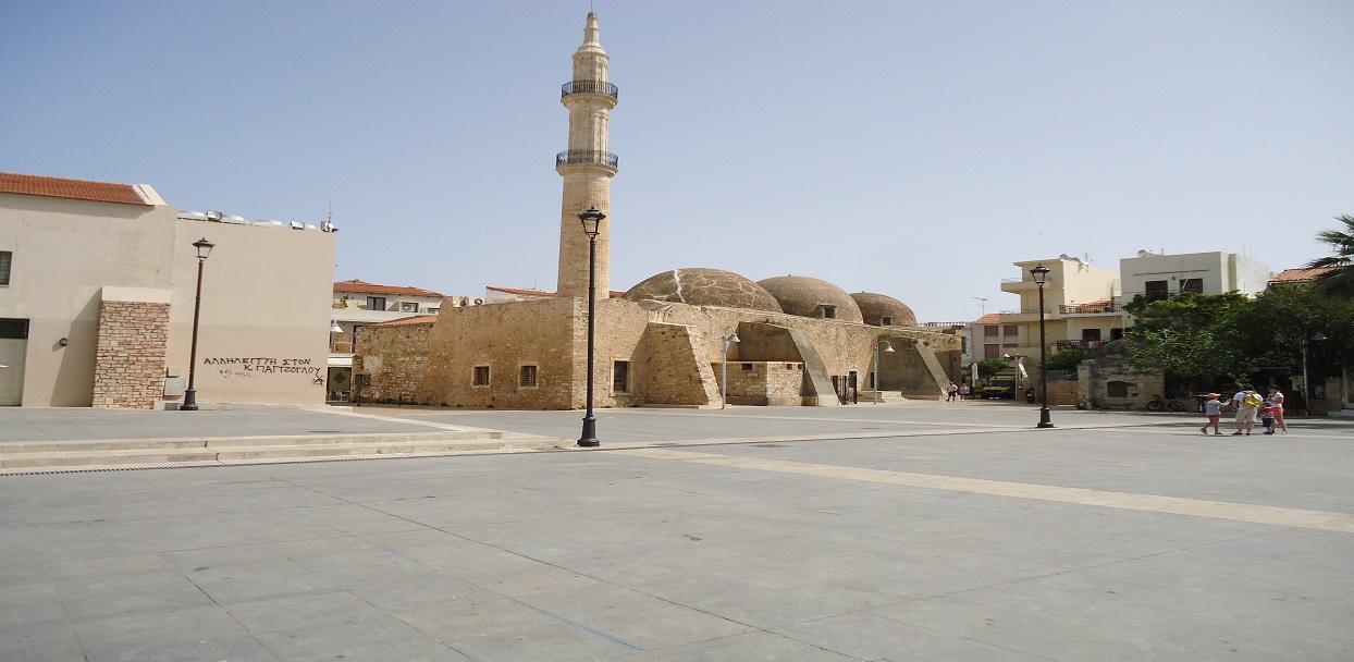 mosque BIG